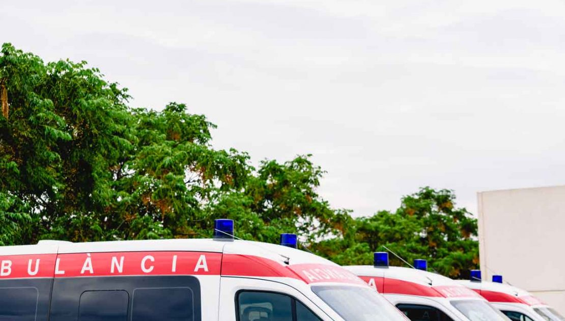 Empresa de Telecomunicaciones | Vehículos de emergencia