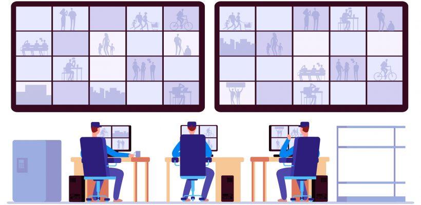 Empresa de Telecomunicaciones | Centros de Control